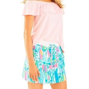 Lilly Pulitzer Zia Skirt Size XS